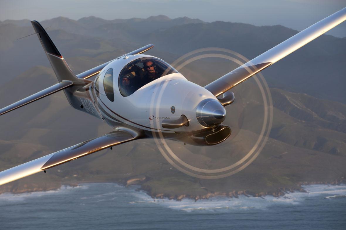 2012 EVOLUTION EVOT-750 TURBINE -SOLD- Evolution Aircraft