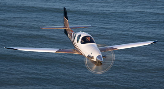 Evolution Turbine - Evolution Aircraft